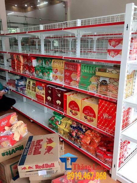 Bán kệ siêu thị tại Hưng Yên giá rẻ chất lượng cao
