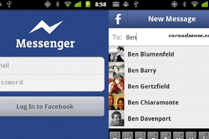 Cara Melacak Orang Yang Suka Melihat Profil Facebook