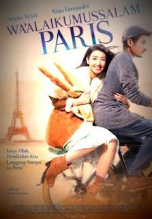 Permalink to Film Wa'alaikumussalam Paris – Sinopsis, Pemain, Trailer