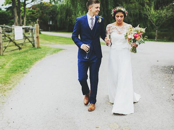 Wedding: T + J