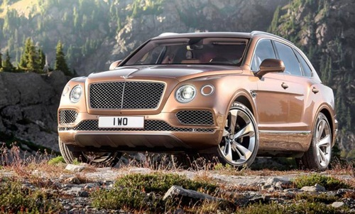 2017 bentley bentayga suv price canada car motor release. Black Bedroom Furniture Sets. Home Design Ideas