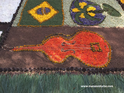 Floral Rugs of Patamban, Michoacan