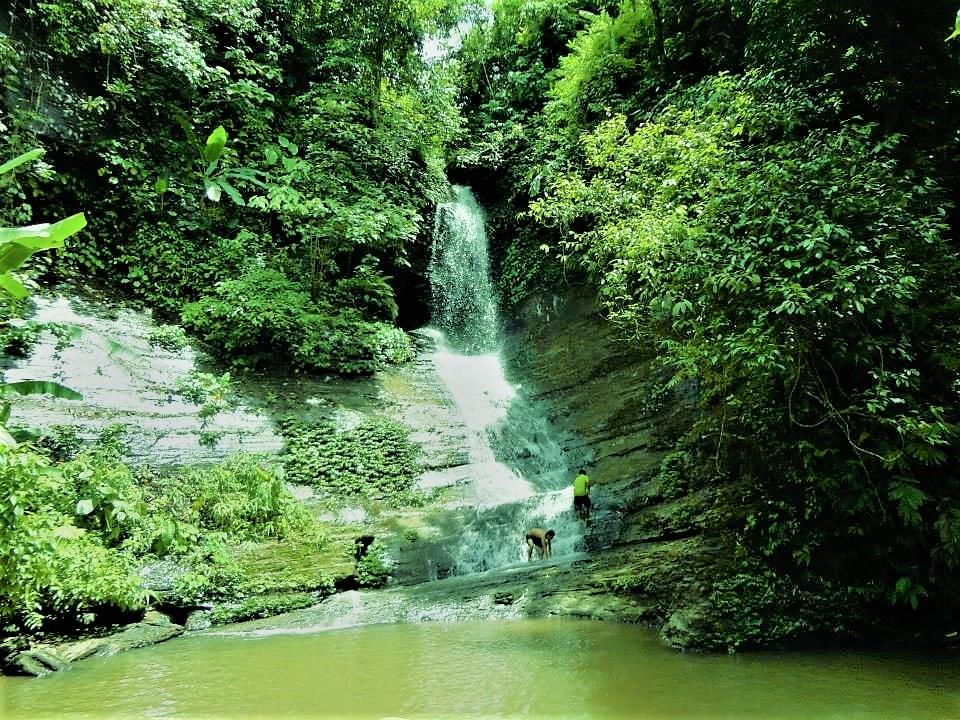 Toiduchara Fountain