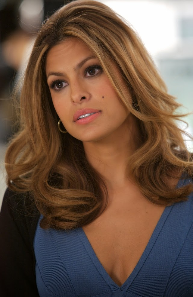Eva Mendes is the New Face of Angel by Thierry Mugler