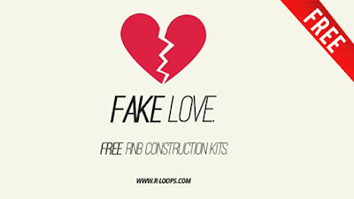 R-loops – Fake love Free RnB Sample pack 2018
