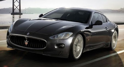 Maserati GranTurismo: the brand's sportiest model.and exotic exteriors