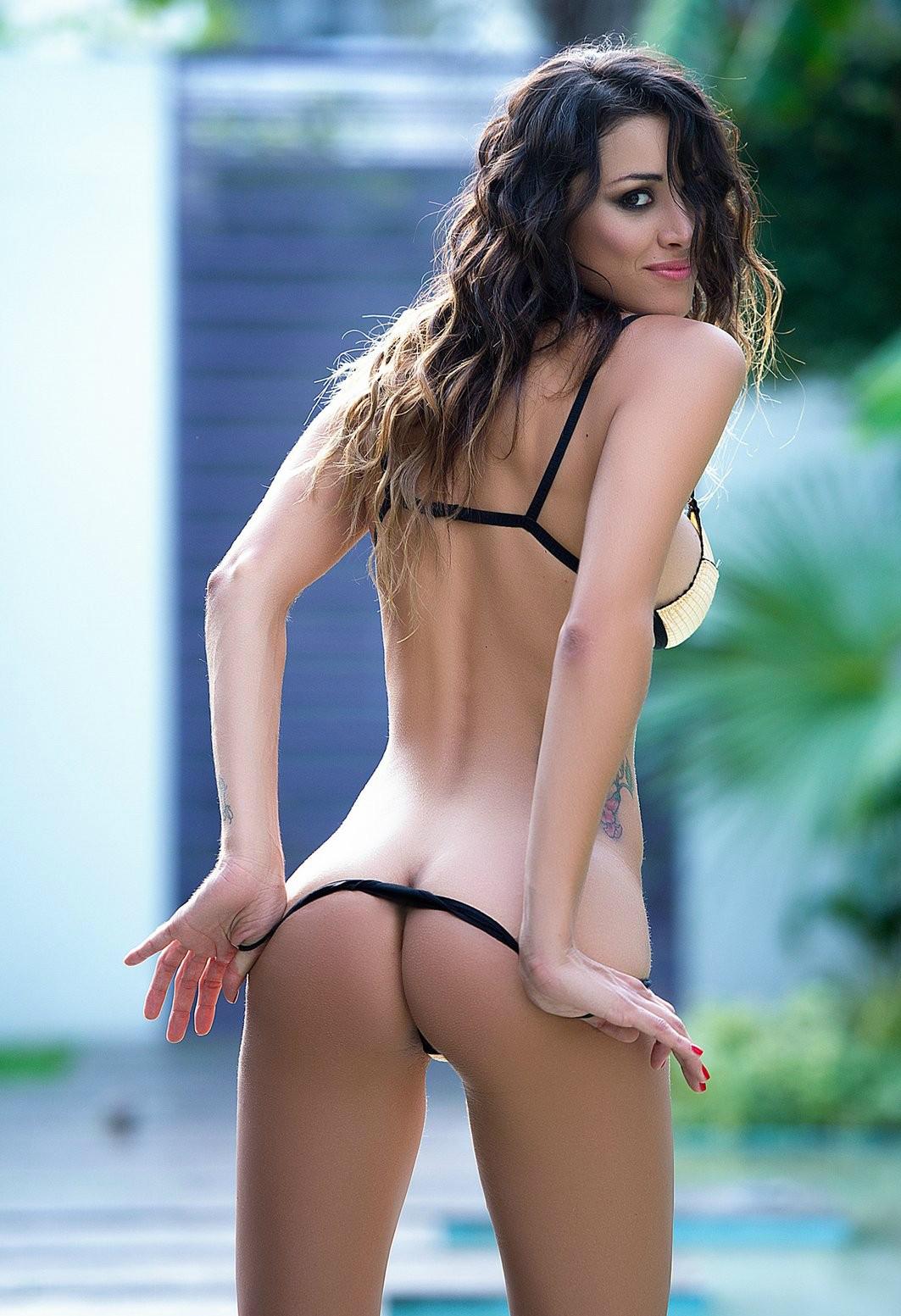 Vanessa Alvar - Sexy Body