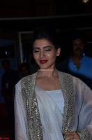 Samantha Ruth Prabhu cute in Lace Border Anarkali Dress with Koti at 64th Jio Filmfare Awards South ~  Exclusive 030.JPG