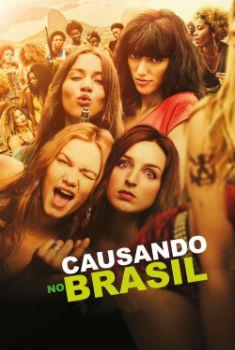 Causando no Brasil Torrent - BluRay 720p/1080p Dual Áudio