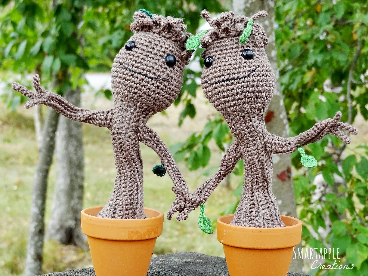 Mini Amigurumi Mops kostenlose Häkelanleitung - crochet patterns ... | 918x1223