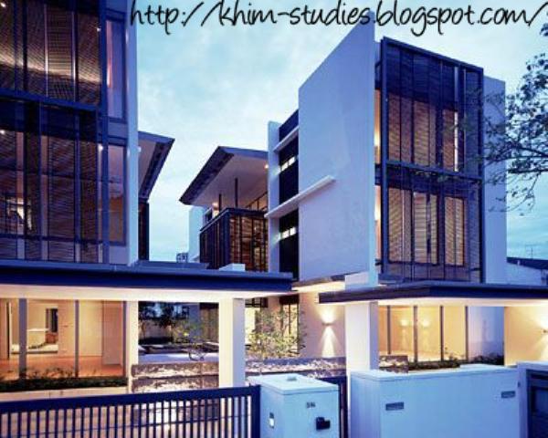 Architecture Studies Sennett House