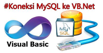 cover%2Bvb - Cara Menciptakan Tes Koneksi Ke Database Mysql Di Vb.Net Memakai Connector Odbc