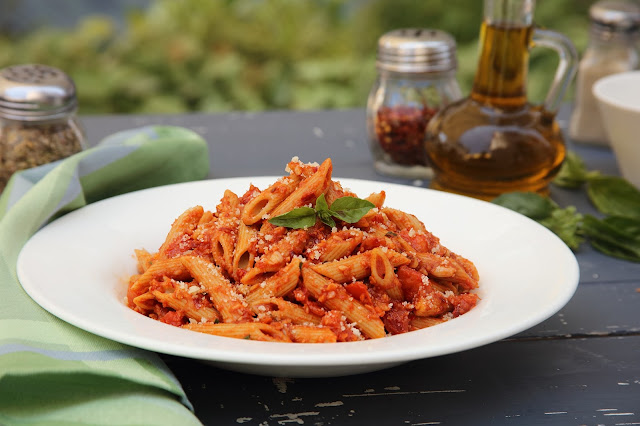 Wheat Penne Arrabiatta - California Pizza Kitchen
