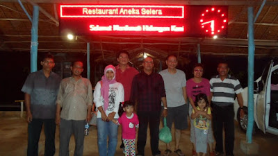 Restoran Sea Food Aneka Selera