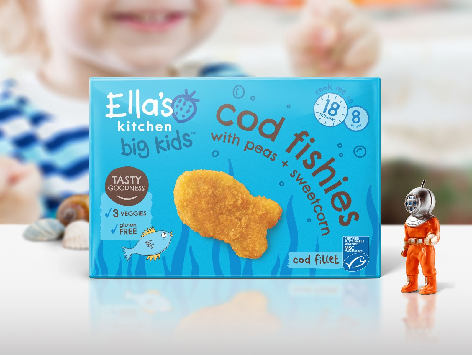 Ella\'s Kitchen on Packaging of the World - Creative Package Design ...