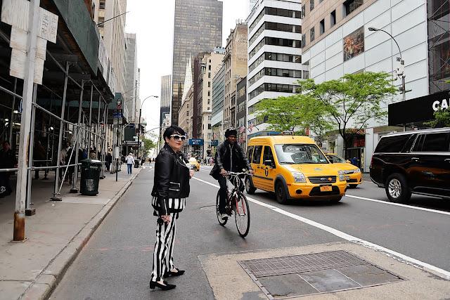 Blogerka w Nowym Jorku