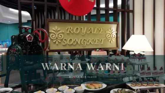 Warna Warni Ramadhan di Grand Blue Wave Hotel Shah Alam
