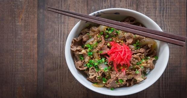 Gyudon(Beef Bowl) Recipe