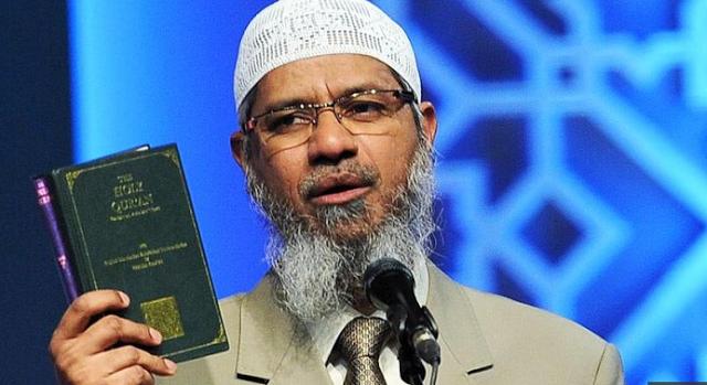 Zakir Naik: Mereka Tempuh Cara Kekerasan Setelah Kalah Berdebat dengan Al-Quran
