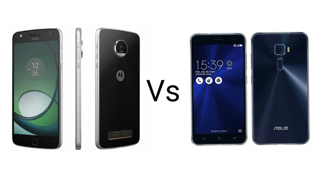 Moto Z Play Vs Asus ZenFone 3