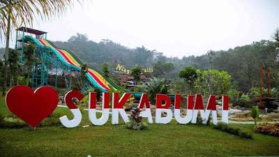 Lokasi Santasea Waterpark Sukabumi