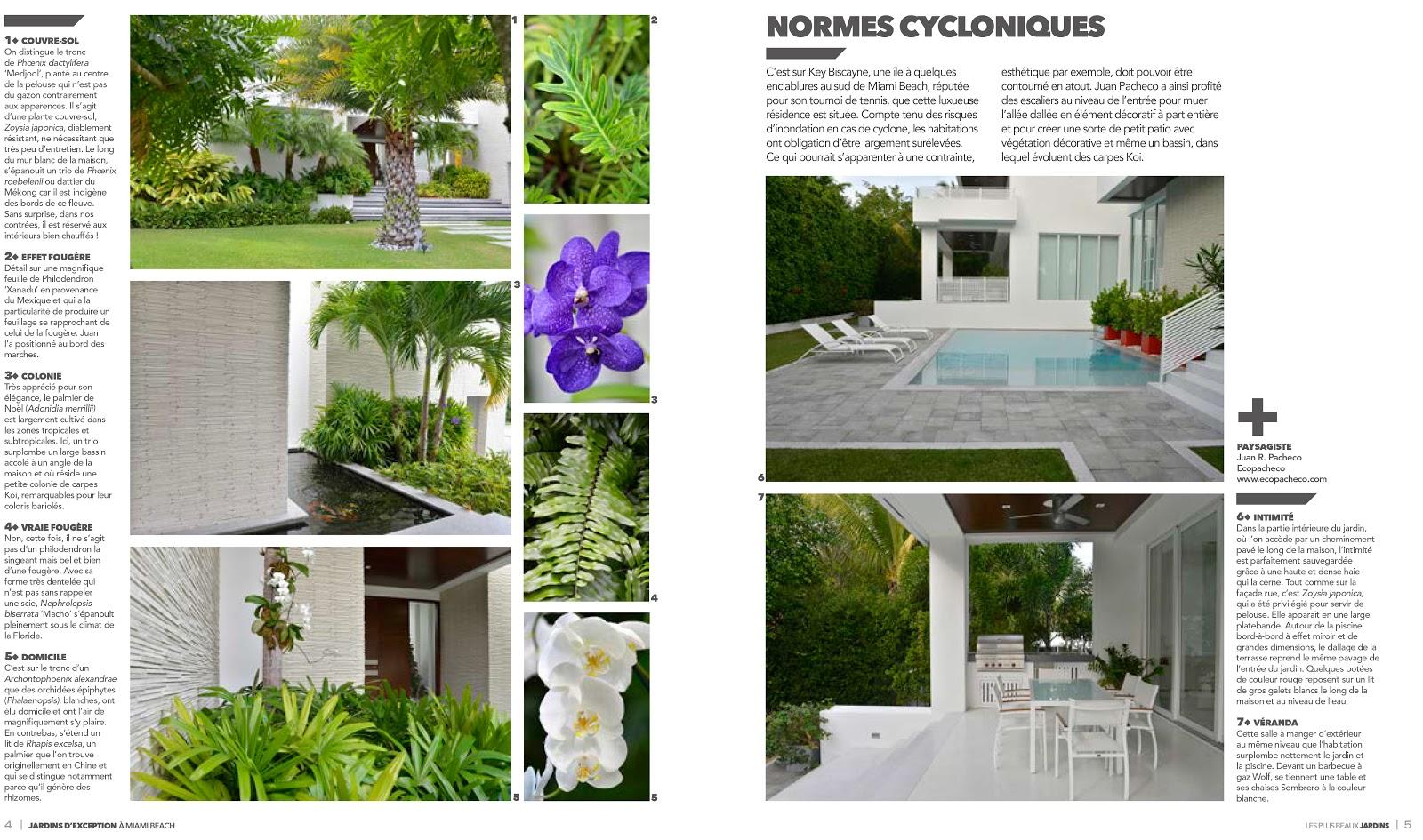 C Maison Et Jardin Magazine les plus beaux jardins