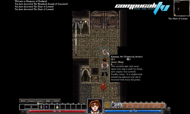 Dungeons of Dredmor Juego para PC 2012 1 Link