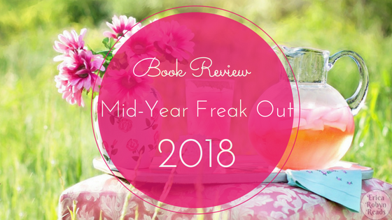 Mid-Year Freak Out 2018 Book Tag