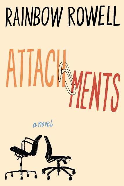 Rainbow Rowell Attachments