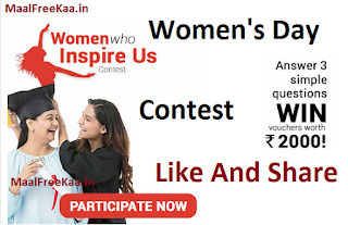 Contest Women Day