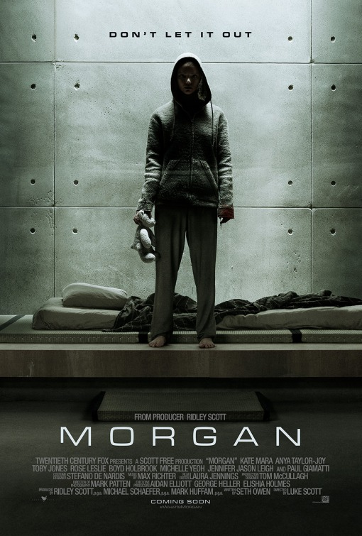 Morgan: A Evolução Torrent – BluRay 720p e 1080p Dual Áudio