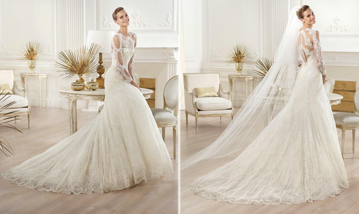 Link Camp: Wedding Dress Collection 2014 (28)
