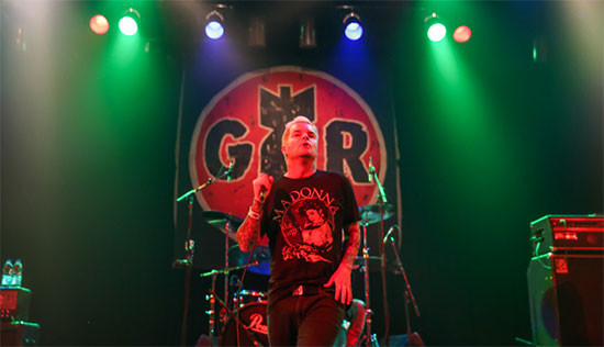 """<center>Good Riddance performs """"Letters Home""""</center>"""