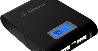 Get Minimum 60% off on AMBRANE Power Banks