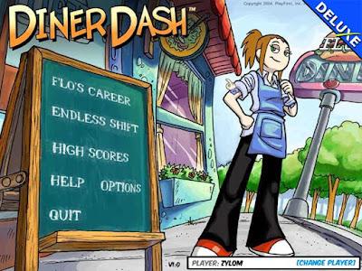 Download Game Diner Dash For PC/LAPTOP Free Full Version