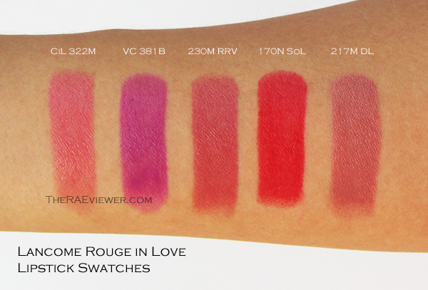 Rouge In Love Lipstick by Lancôme #3
