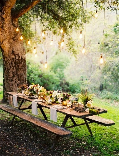 Garden Wedding Ideas - The Perfect Theme For Your Spring Wedding Plans