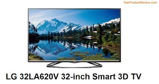 LG 32LA620V review