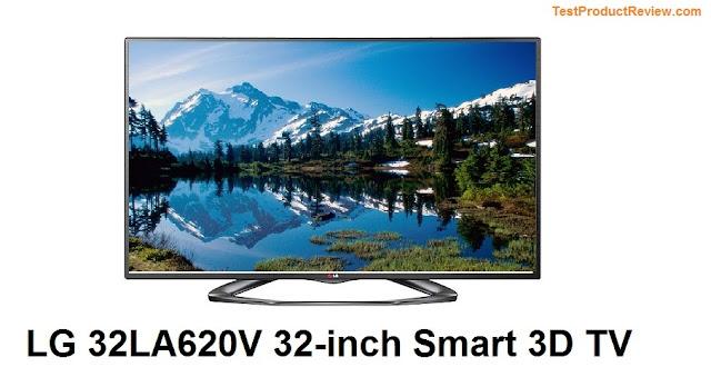 LG 32LA620V 32-inch Smart 3D TV