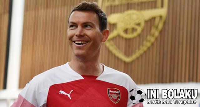 Ini Dia Alasan Stephan Lichtsteiner Gabung Arsenal