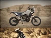 Yamaha T7, Motor Pesek Adventure Bergaya Sedikit Kuno