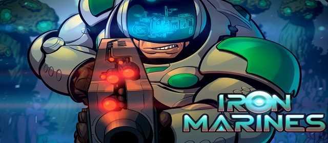 Iron Marines v1.2.1 APK Android Oyun indir