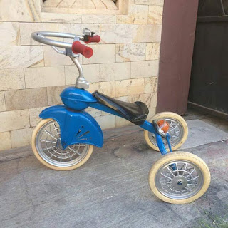 Dijual Sepeda Anak Antik Roda 3