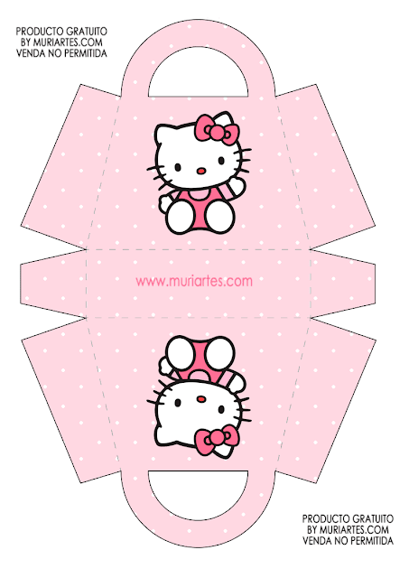 caja  Hello Kitty