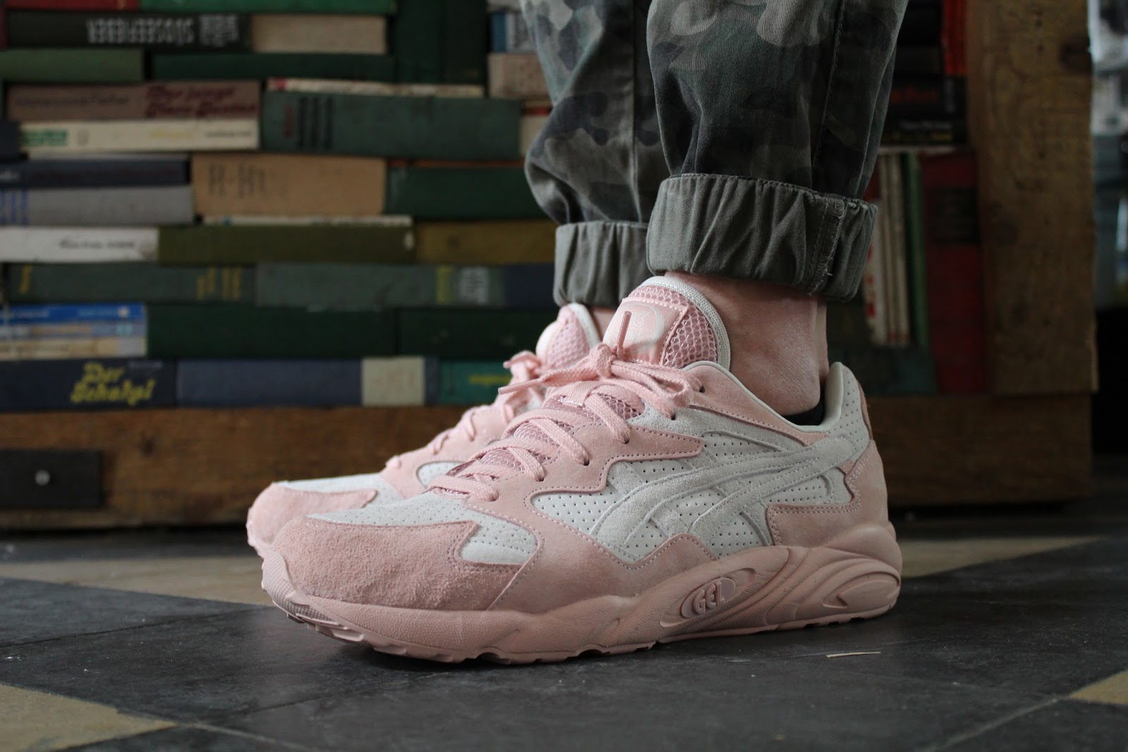 Atomlabor Blog ASICS TIGER GEL MAI & GEL-DIABLO IM CLOSER LOOK