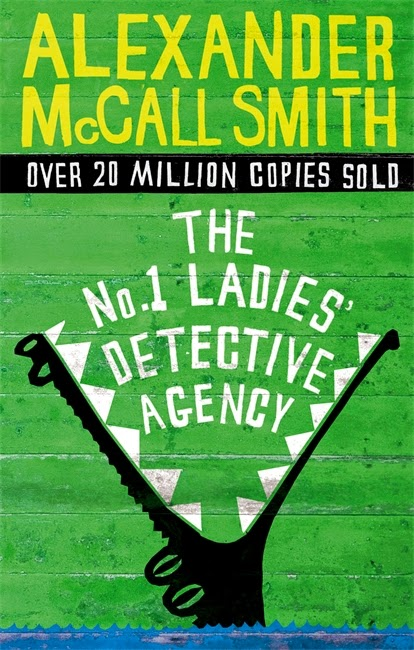 The No. 1 Ladies Detective Agency, Alexander McCall Smith