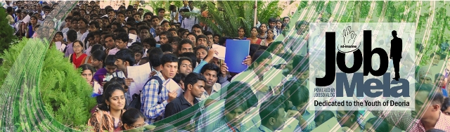 Job Fair Deoria registration for job seekers