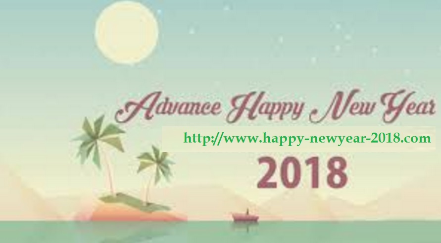 Advance Happy New Year Quotes 2018