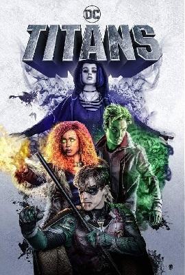 Titans Série 2018 1ª Temporada WEB-DL 720p Dublado / Dual Áudio