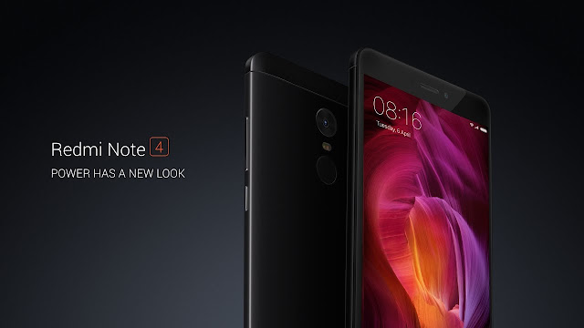 redmi note 4 new rate
